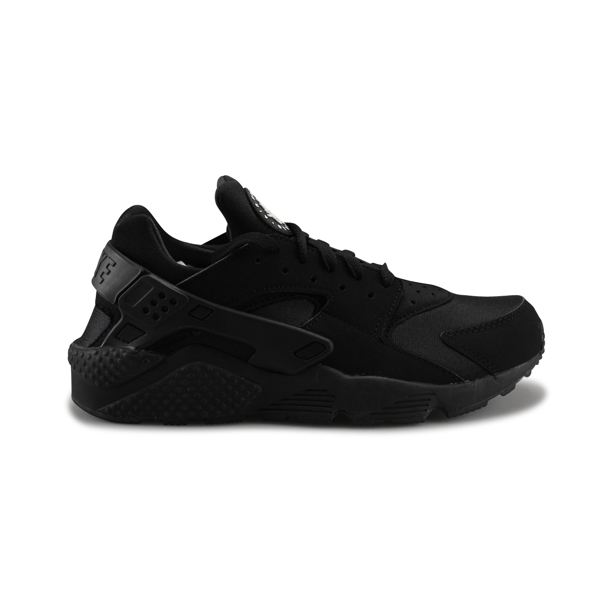 Nike 318429-003 Sneaker Homme Noir Noir - Chaussures Baskets basses Homme