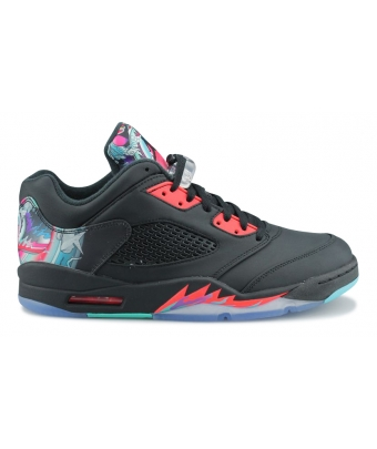 AIR JORDAN 5 RETRO LOW CHINEZ NEW YEAR Noir 840475-060