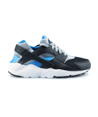 NIKE HUARACHE RUN Junior noir 654275-013