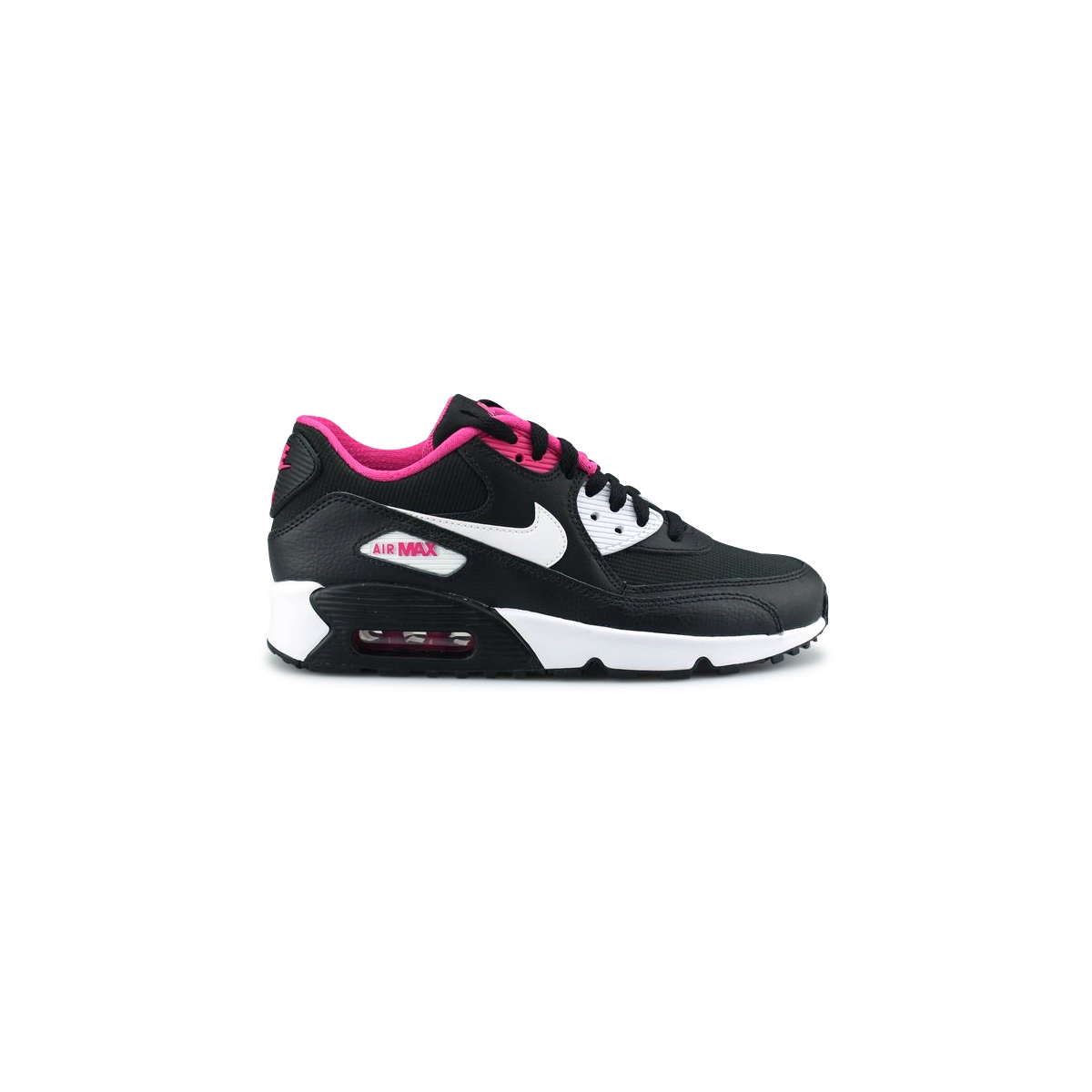 air max 90 noir junior