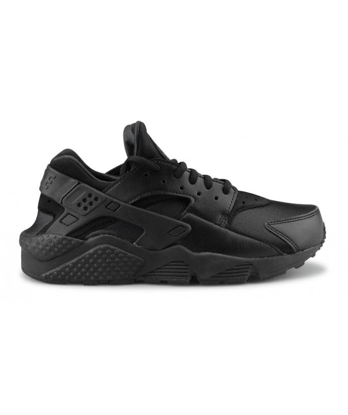 WMN NIKE AIR HUARACHE RUN Noir 634835-012