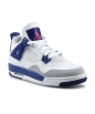 AIR JORDAN 4 RETRO GG JUNIOR Blanc 487724-132