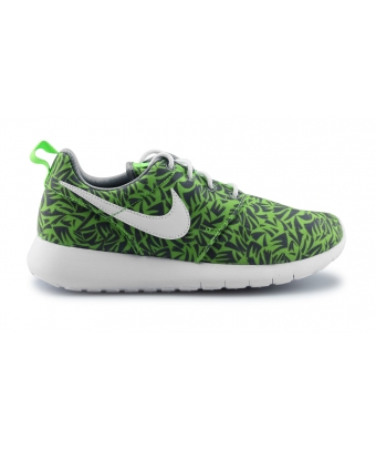 NIKE ROSHE ONEPRINT JUNIOR GRIS 677782-009
