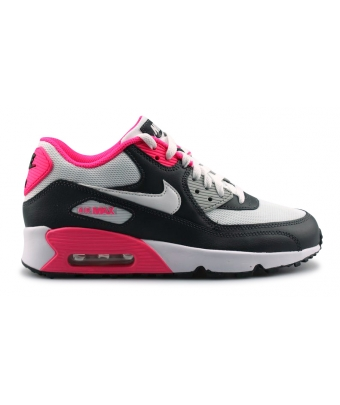 NIKE AIR MAX 90 MESH JUNIOR Gris 833340-001