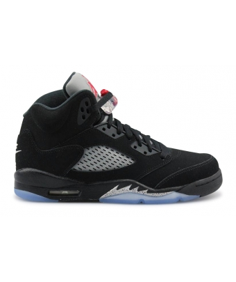 AIR JORDAN 5 RETRO OG JUNIOR Noir 845036-003