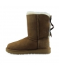 UGG W BAILEY BOW 2 CHATAIGNE 1016225CHE