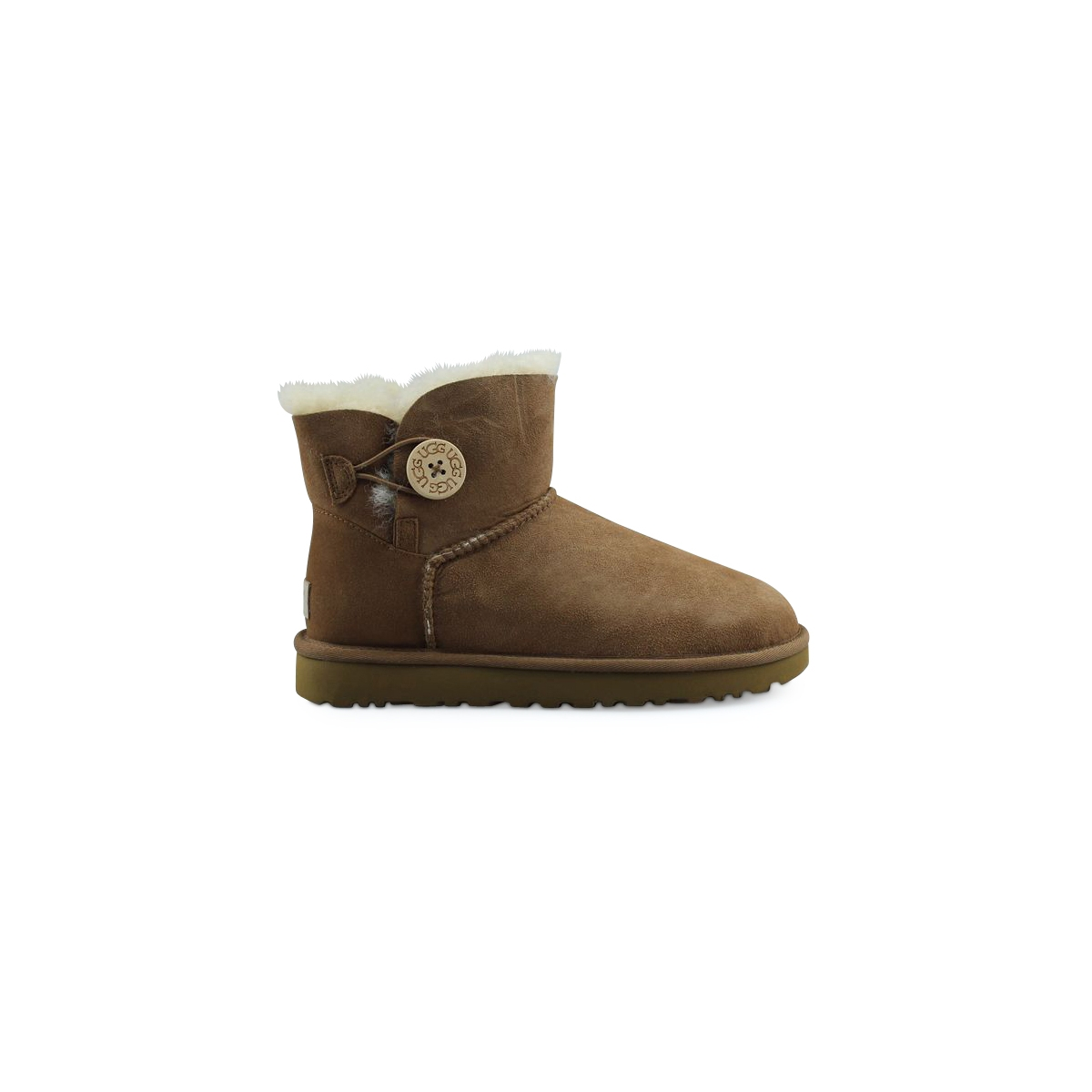 ugg femme mini bailey button