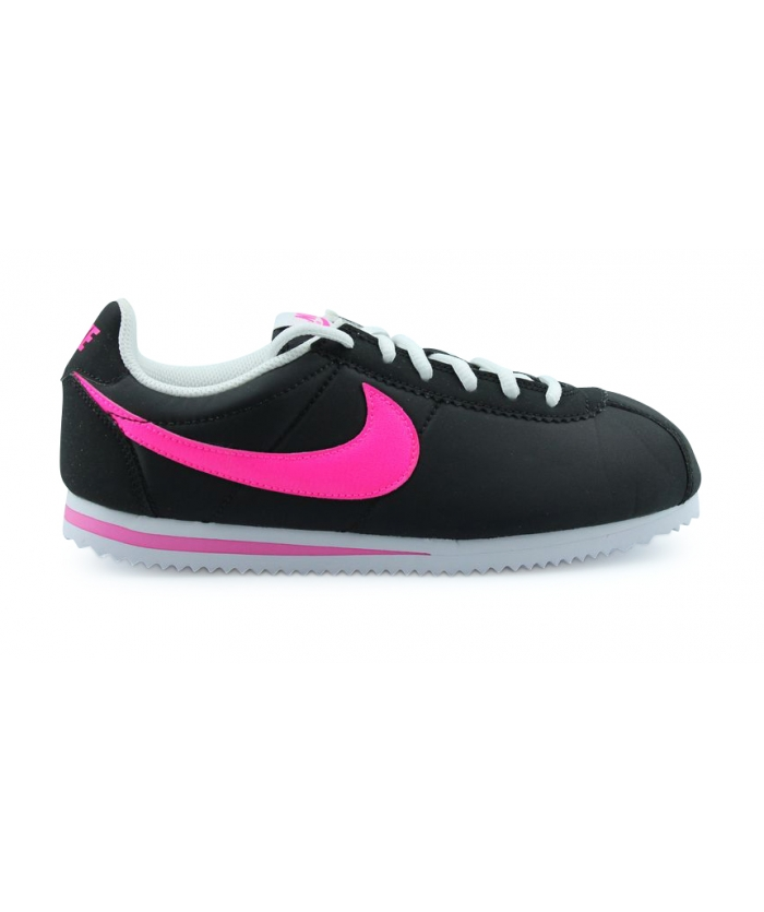 NIKE CORTEZ NYLON JUNIOR NOIR 749512-001