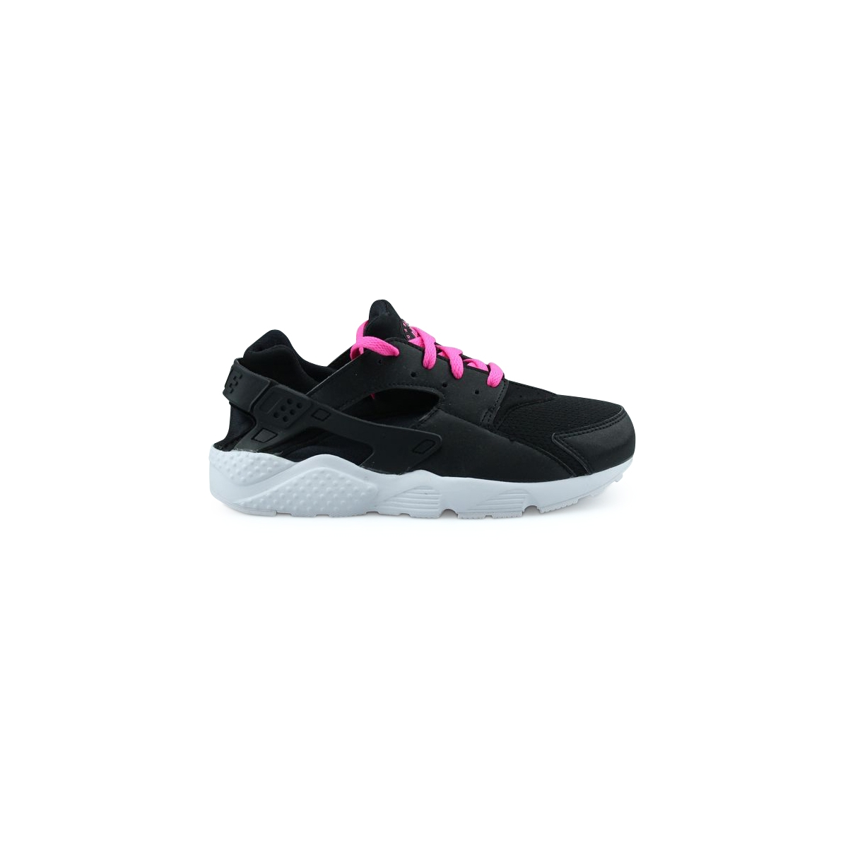 NIKE HUARACHE RUN ENFANT NOIR 704951-007. Loading zoom