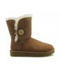 UGG W BAILEY BUTTON 2 CHATAIGNE 1016226 CHE