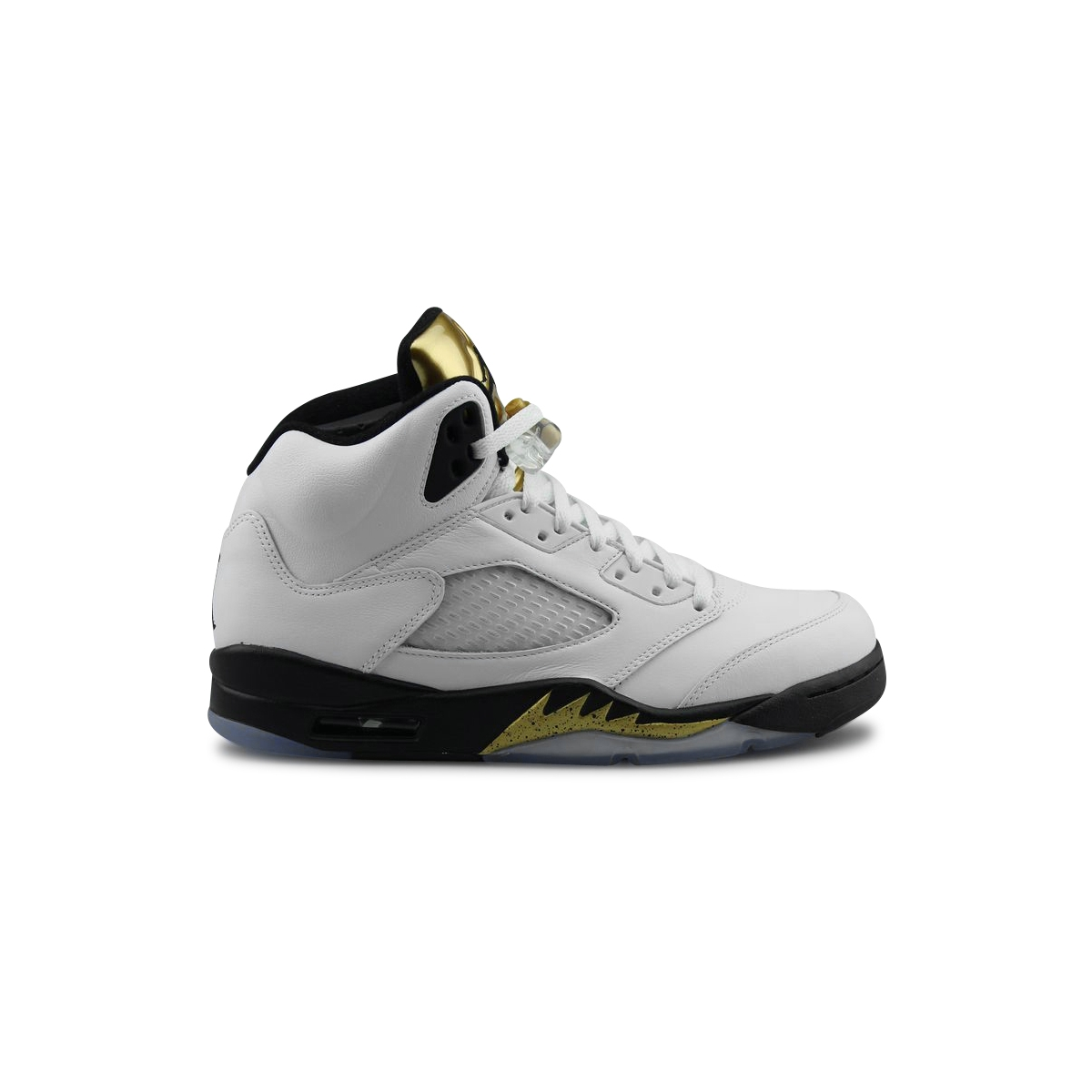 Basket Nike Air Jordan 5 Retro - Ref : 136027-133 ...