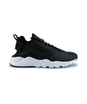 WMNS NIKE AIR HUARACHE RUN ULTRA PRM NOIR 859511-001