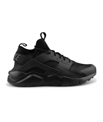 NIKE AIR HUARACHE RUN ULTRA NOIR 819685-002