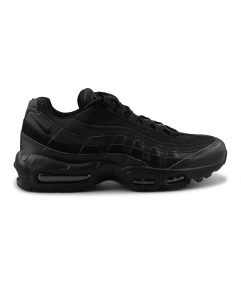 NIKE AIR MAX 95 ESSENTIAL NOIR 749766-009