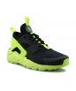 NIKE AIR HUARACHE RUN ULTRA JUNIOR NOIR 847569-006