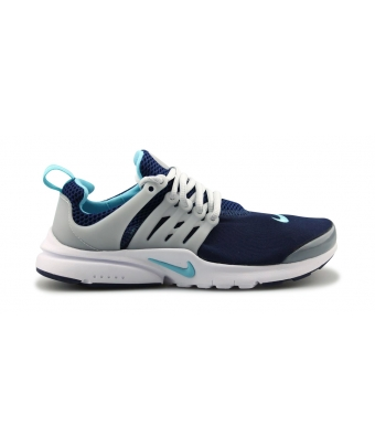 NIKE PRESTO JUNIOR BLEU 833878-402
