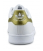 ADIDAS ORIGINALS STAN SMITH JUNIOR BLANC BB0209