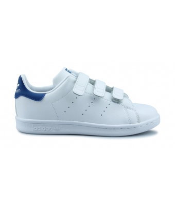 ADIDAS ORIGINALS STAN SMITH CF ENFANT BLANC S74779