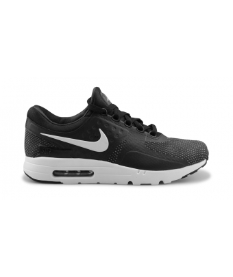 NIKE AIR MAX ZERO ESSENTIAL NOIR 876070-004