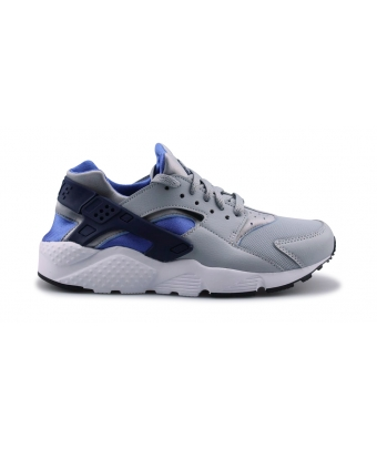 NIKE HUARACHE RUN JUNIOR GRIS 654275-022