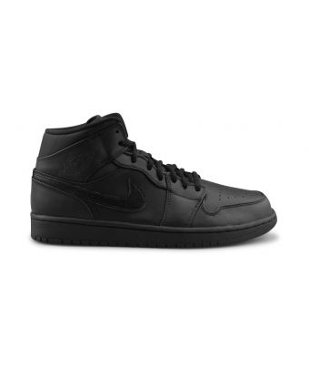 AIR JORDAN 1 MID NOIR 554724-034