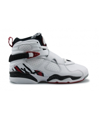 AIR JORDAN 8 RETRO JUNIOR BLANC 305368-104