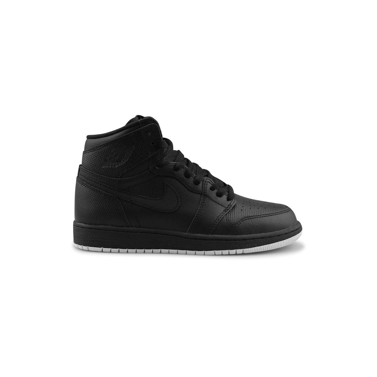 Basket Air Jordan 1 Retro High Og Junior Noir 575441-002 5Fus2