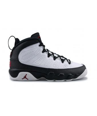 AIR JORDAN 9 RETRO JUNIOR BLANC 302359-112