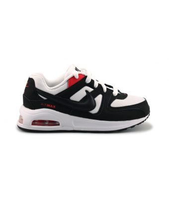 NIKE AIR MAX COMMAND FLEX ENFANT BLANC 844347-100