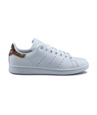 ADIDAS ORIGINALS STAN SMITH FEMME BLANC BB5160