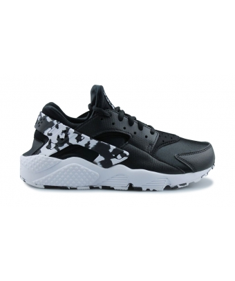 WMNS NIKE AIR HUARACHE RUN SE NOIR 859429-003