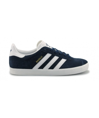 ADIDAS ORIGINALS GAZELLE JUNIOR BLEU BY9144