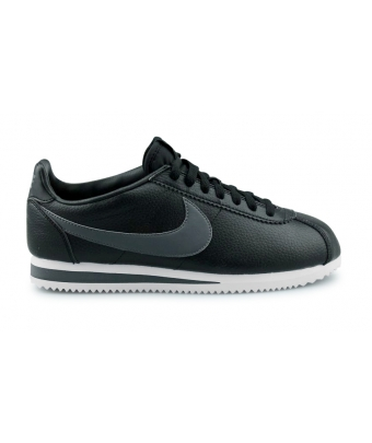 NIKE CLASSIC CORTEZ LEATHER BLEU 749571-011
