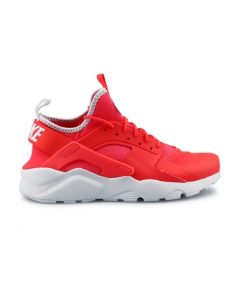 NIKE AIR HUARACHE RUN ULTRA ORANGE 819685-602
