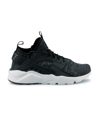 NIKE AIR HUARACHE RUN ULTRA BR NOIR 833147-003