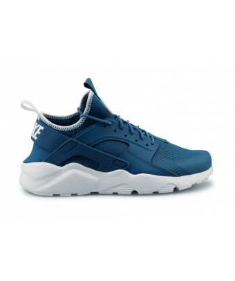 NIKE AIR HUARACHE RUN ULTRA BLEU 819685-405