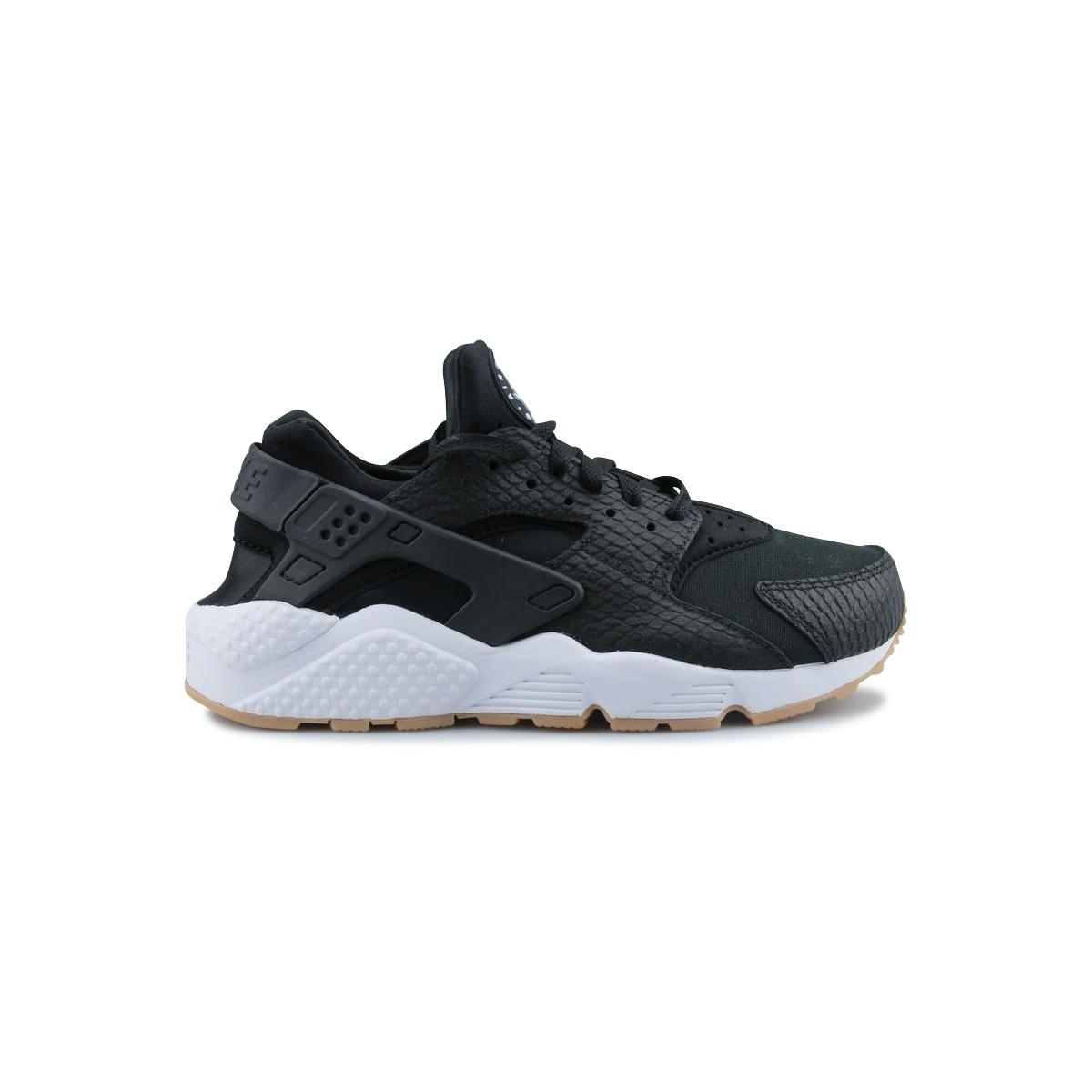 later footwear buying cheap WMNS NIKE AIR HUARACHE RUN SE NOIR 859429-005 - oshooz.fr