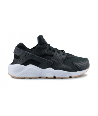 WMNS NIKE AIR HUARACHE RUN SE NOIR 859429-005