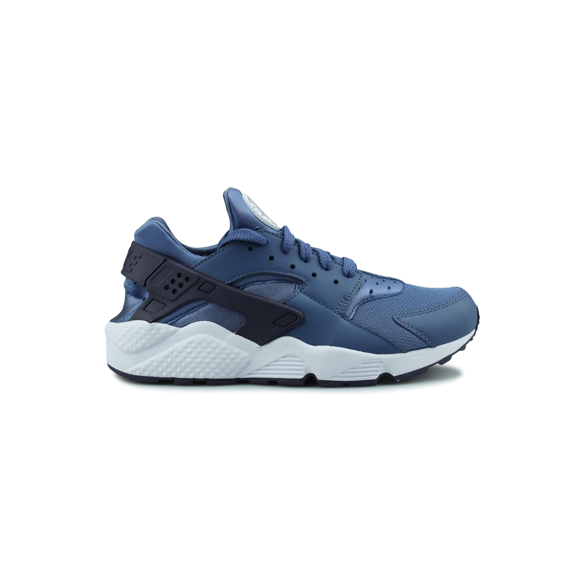 best sneakers 40cf5 fb3b3 NIKE AIR HUARACHE BLEU 318429-414