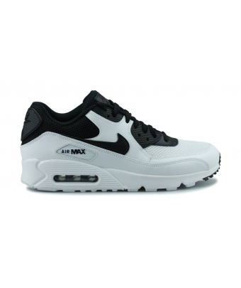NIKE AIR MAX 90 ESSENTIAL BLANC 537384-131