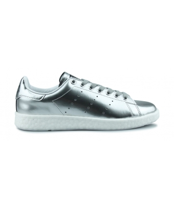 ADIDAS ORIGINALS STAN SMITH BOOST GRIS BB0108