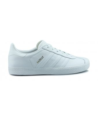 ADIDAS ORIGINALS GAZELLE JUNIOR BLANC BY9147