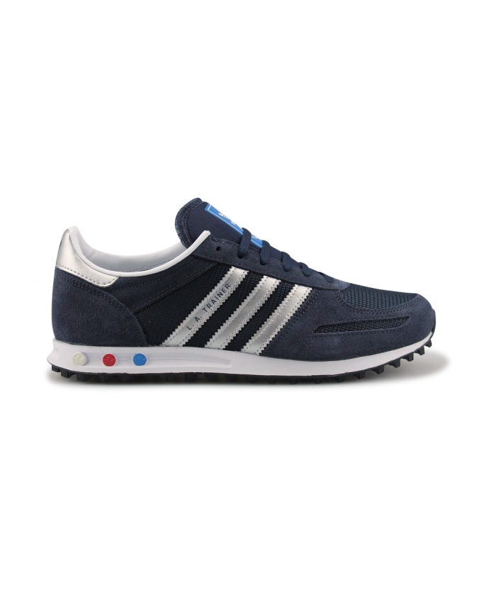 ADIDAS ORIGINALS LA TRAINER JUNIOR BLEU CG3124