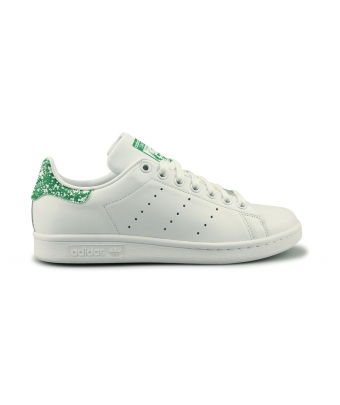 ADIDAS ORIGINALS STAN SMITH W FEMME BLANC BZ0407