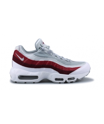 NIKE AIR MAX 95 ESSENTIAL BLANC 749766-103