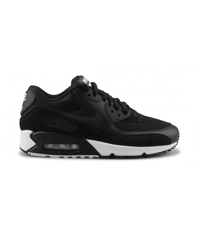 NIKE AIR MAX 90 ESSENTIAL NOIR 537384-077