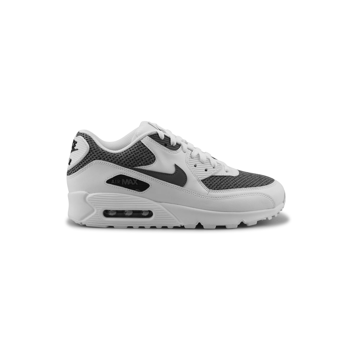 NIKE AIR MAX 90 ESSENTIEL BLANC 537384-133. Loading zoom