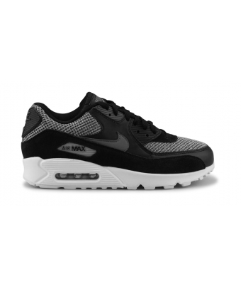 NIKE AIR MAX 90 ESSENTIAL NOIR 537384-075