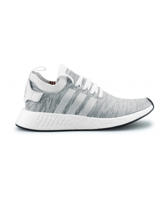 ADIDAS ORIGINALS NMD_R2 PRIMEKNIT GRIS BY9410