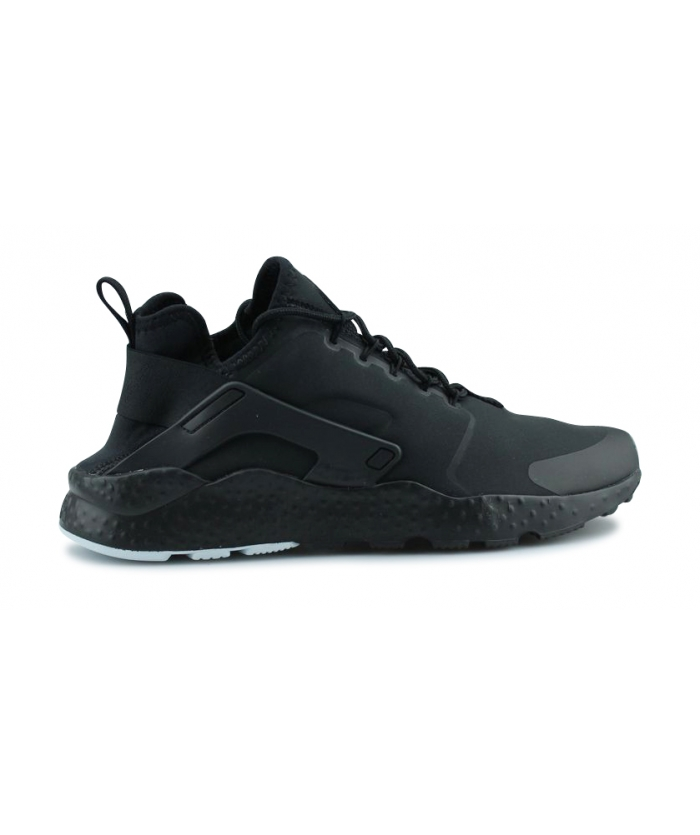 WMNS NIKE AIR HUARACHE RUN ULTRA PRM NOIR 859511-004